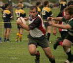 Rugby Run One by mnfinnkidd