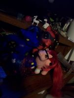 MLP: Loving Family Wagner by KPenDragon