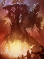 Treant Versus People by DanilStrizhov