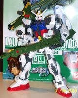 Launcher Strike Gundam 1-100HG by Renegade-V
