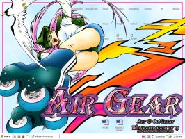 Air Gear by ran-chan-sama
