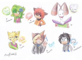 .:GIFTS:. :D by AngelSoleil21