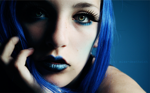 when you mention blue . iii by bailey--elizabeth