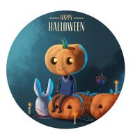Happy Halloween! by LuzTapia