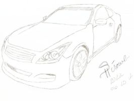 Nissan Illustration Attempt by Shirowe