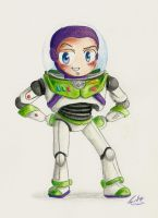 Buzz Lightyear by rue789