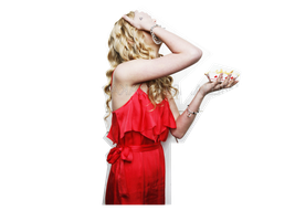 Taylor Swift PNG by TiariiSelenatica
