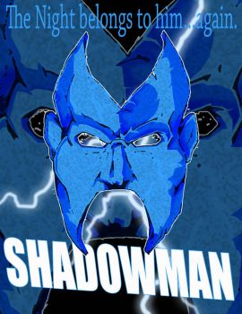 Shadowman by Optimus8404