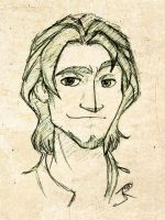 Tangled - Flynn by Neowitch