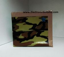 Military Duct Tape Wallet by electronicgirlgifts