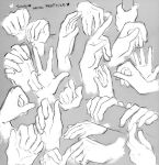 Hands Practise :'D by Suobi-chan