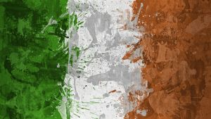 Irish Flag Wallpaper by GaryckArntzen