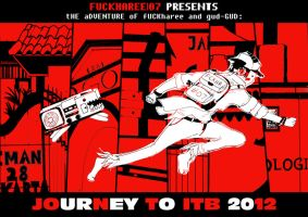 Journey to ITB 2012 by fuckharee07