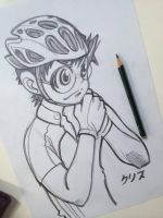 Yowamushi Pedal - Onoda by yourcris
