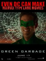 If Movie Posters Were Honest - Green Lantern by childlogiclabs