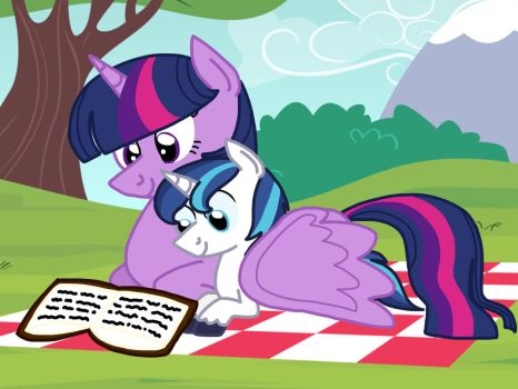 The Adventures of Twily and Tiny Shiny-Part V by kindheart525