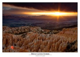 Bryce Canyon Sunrise by Argent47