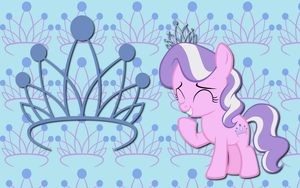 Diamond Tiara WP by AliceHumanSacrifice0