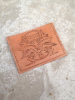 The Witcher wallet by Arnakhat