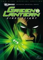 Green Lantern: First flight by AZNbebop