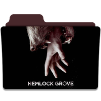 Hemlock Grove Folder Icon by efest