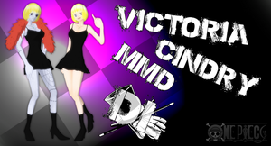 MMD One Piece Victoria Cindry DL by Friends4Never