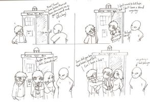 Dr Who meets Harry Potter Pg 2 by CallistaMythol