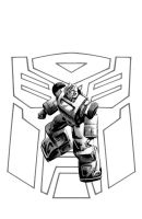 Transformers: Bumblebee 1 by chubbychee