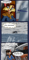 The Cat's 9 Lives! 3 Catnap and Outfoxed Pg44 by TheCiemgeCorner