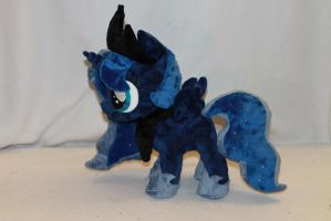 Filly Luna Plush by KarasuNezumi