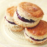 scones by illusionality