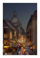 Christmas in Dresden by Torsten-Hufsky