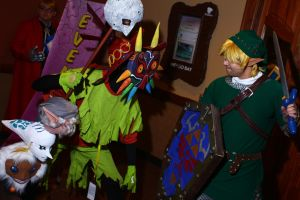 ColossalCon 2014 - Majora's Mask by VideoGameStupid
