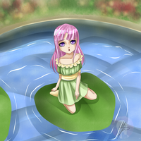 Little Waterlily by xXBloodyLunaXx