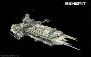 Beherit - Battlecruiser by TDBK