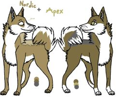 playing {WITH} mAtchEs- Nordic + Apex by doomsdayCanine