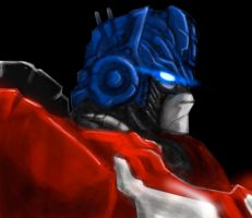 Optimus Prime : TF:Awakening of the Primes by sairuidera
