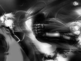 Full Metal Alchemist WallPaper by kike007