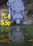 Through the Looking Lake YCH CLOSED by FelonDog