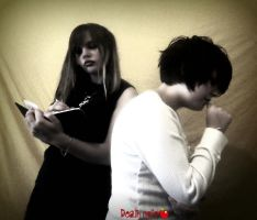 Death Note by HaylieArtPhoto