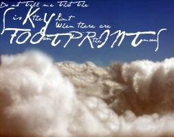The Sky is not the Limit by louderthanapplause