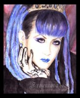 Mana from Malice Mizer by frozennova