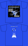 RayForce t-shirt DesignLayout BlueColor by Tarrow100