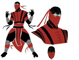 Concept Ermac by darknight7