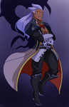Ansem Seeker of Darkness by 0Lightsource
