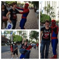 I Bring So Much Shame To My Family With Spider-Man by AuroraBlix