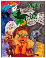 Ponies of Oz by Aspendragon