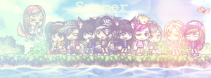 Summer Vacation [My Fb New Cover] by AmiLuvBannedstorys