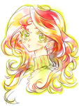 sunset shimmer and VIDEO by 2sbr