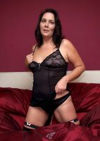 Louise Home Lingerie 06 by stphq